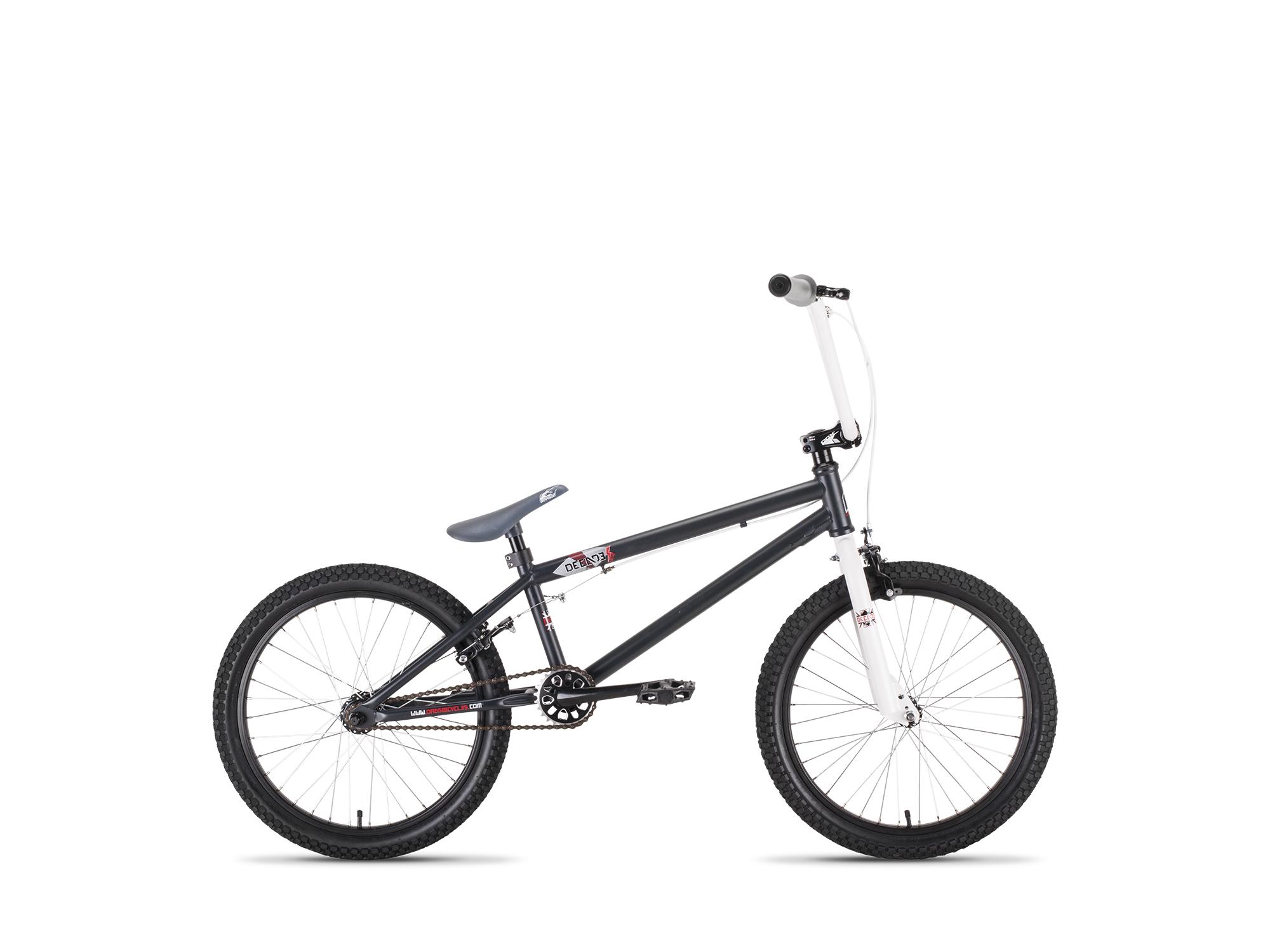 Top Freestyle Bmx Noir Et Blanc