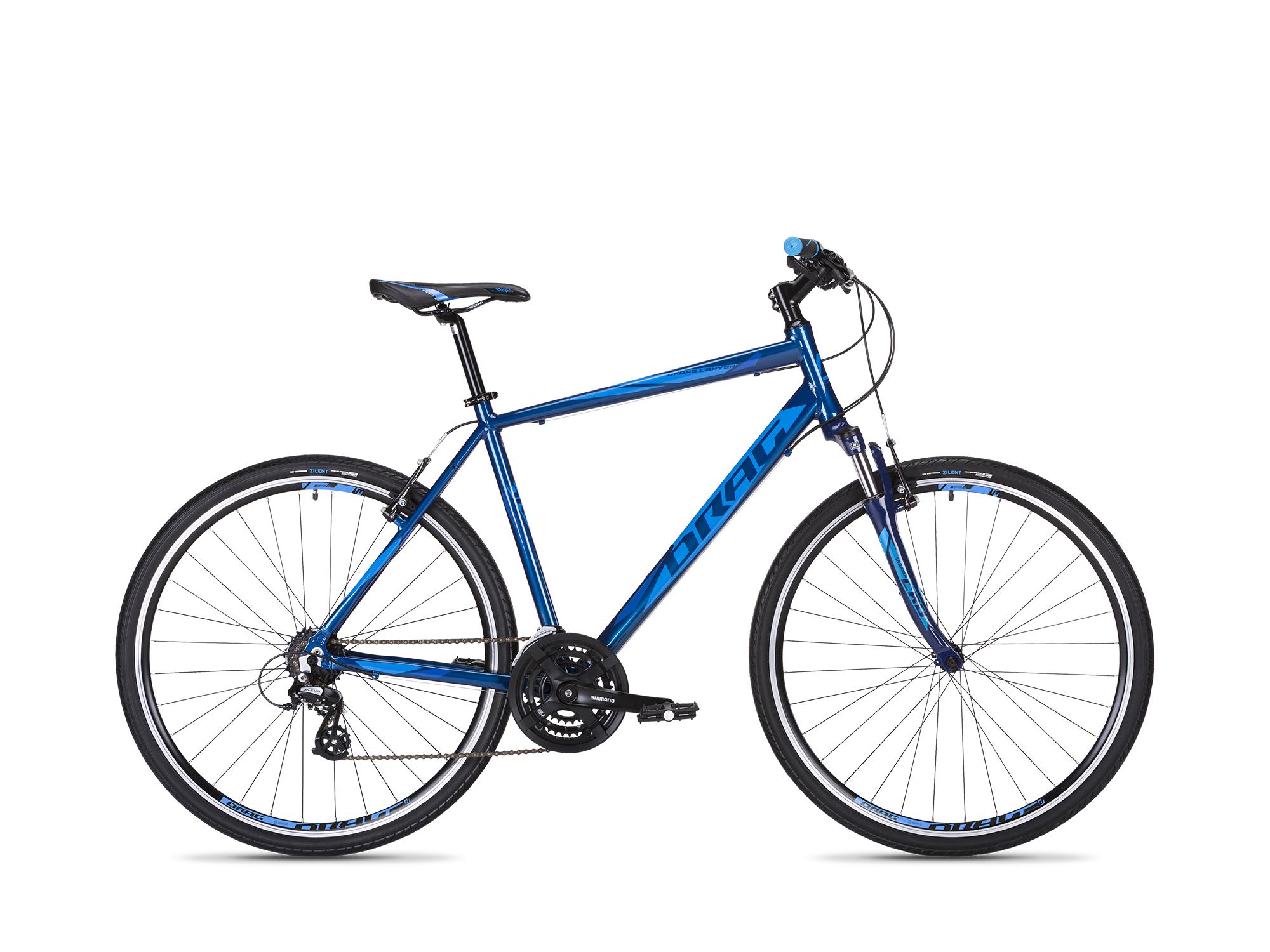 Grand Canyon Comp - DRAG Bicycles