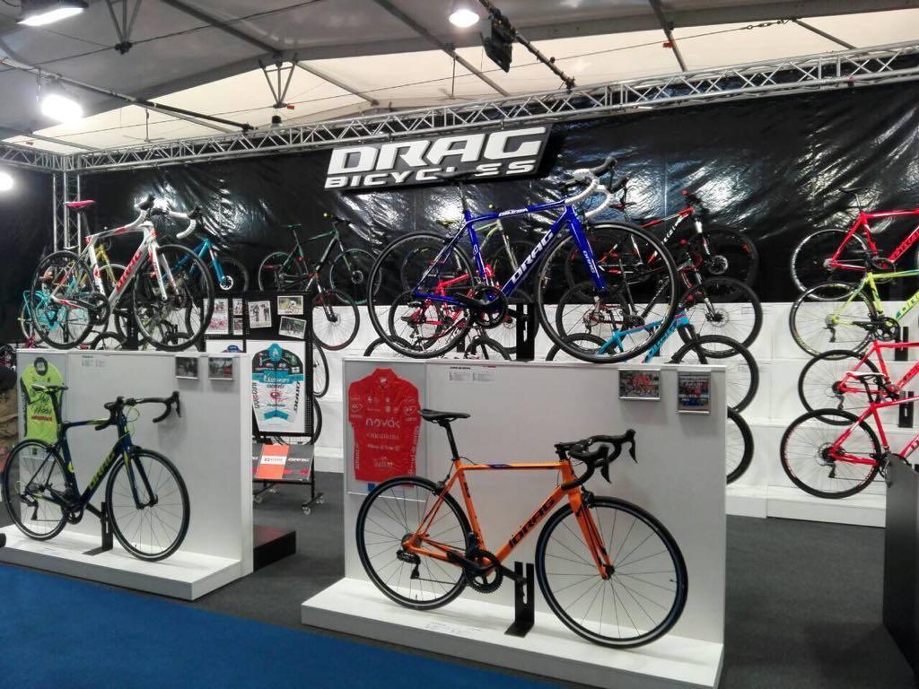 EuroBike 2018 - DRAG Bicycles